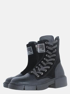 Черевики чорні | 5619094