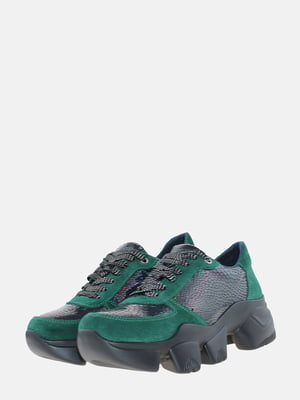 Кросівки зелені | 5621832