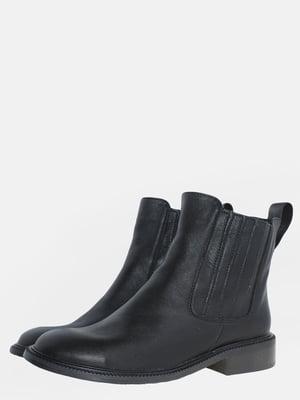 Ботинки черные | 5621842