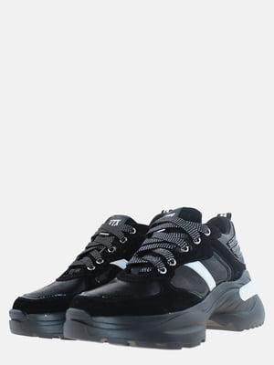 Кроссовки черные | 5625759