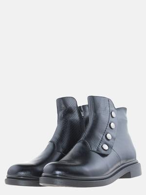 Ботинки черные | 5619008