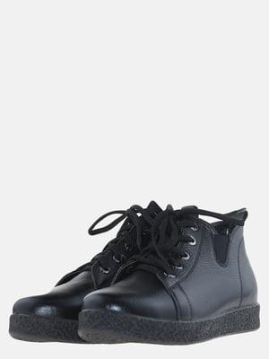 Черевики чорні | 5619011