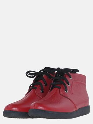 Ботинки красные | 5619013