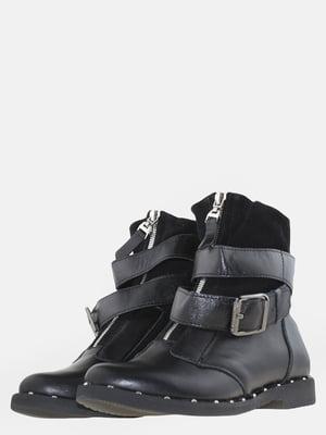 Ботинки черные | 5619078
