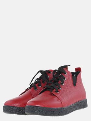 Ботинки красные | 5619079