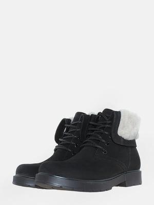 Ботинки черные | 5621818