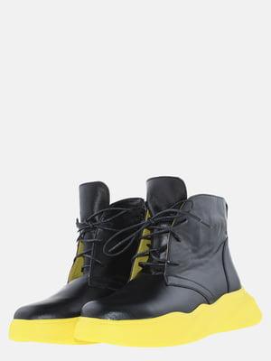 Ботинки черные   5625493