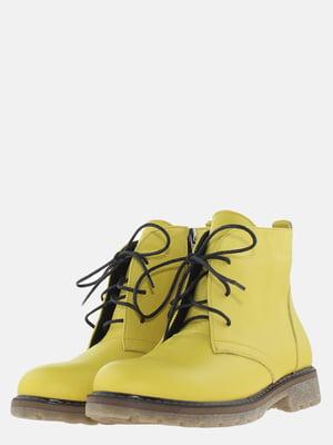 Черевики жовті | 5625496