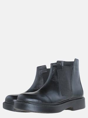 Ботинки черные | 5625631