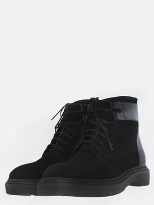 Ботинки черные | 5625637