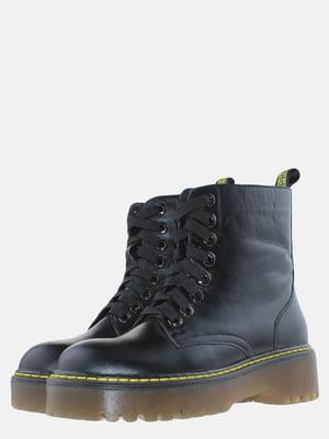 Ботинки черные | 5625638