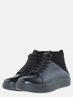Ботинки черные | 5625651