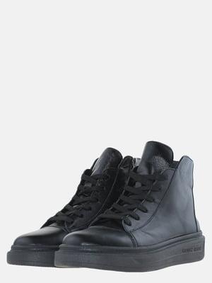 Ботинки черные | 5625652