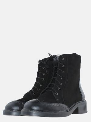 Ботинки черные | 5625655