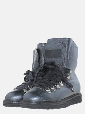 Ботинки графитового цвета | 5625657