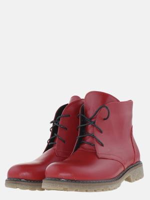 Черевики червоні | 5625666