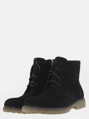 Ботинки черные   5625668