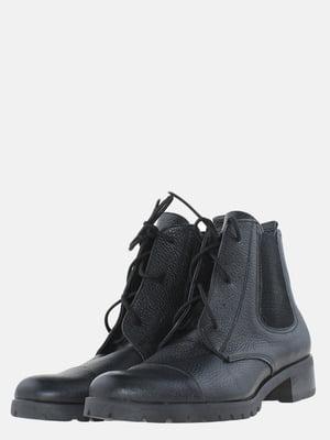 Ботинки черные   5625672