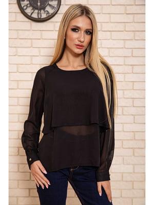 Блуза черная | 5298897
