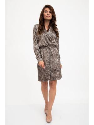 Платье с принтом | 5306277