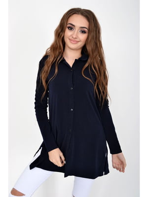 Рубашка синяя | 5323057