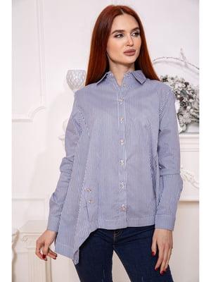 Рубашка в полоску | 5624848