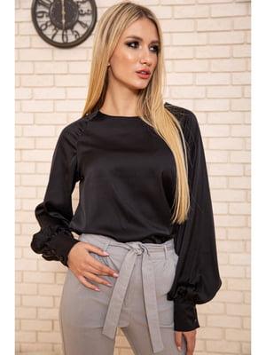 Блуза черная | 5624854
