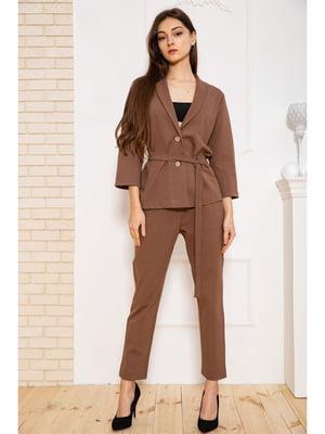 Костюм: жакет и брюки | 5625000