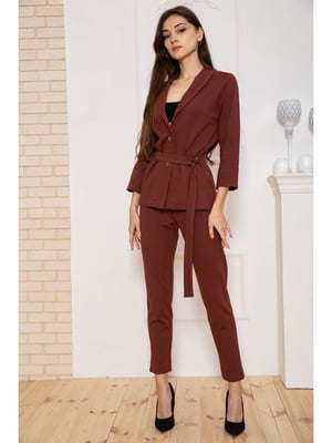 Костюм: жакет и брюки | 5625001