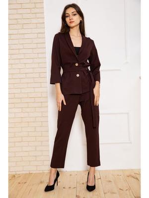 Костюм: жакет и брюки | 5625002