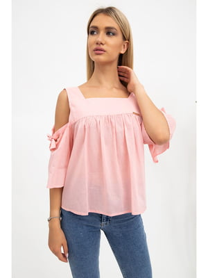 Майка персикового цвета | 5625028