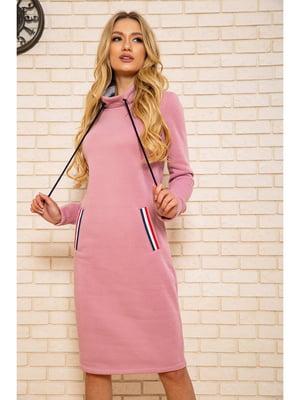 Сукня кольору пудри | 5625047