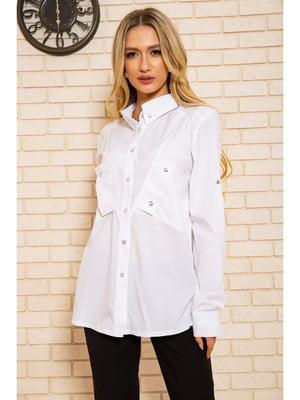 Рубашка белая | 5625126