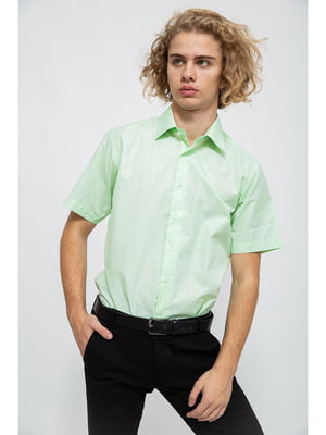 Сорочка салатового кольору | 5625141