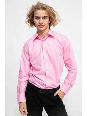 Сорочка рожевого кольору | 5625165