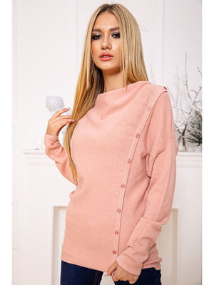 Джемпер розового цвета | 5625194
