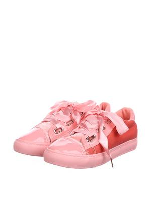 Кеды розового цвета | 5603925