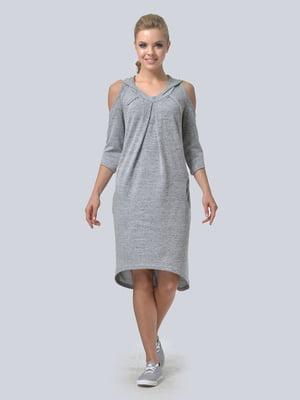 Платье серое | 3633906