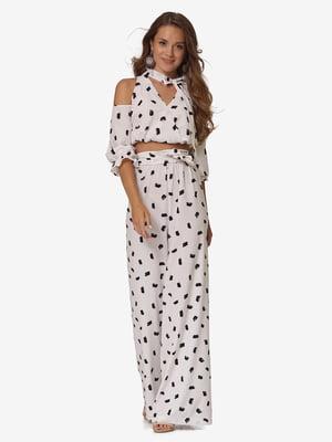 Комплект: блуза и брюки | 5626284