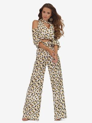 Комплект: блуза и брюки | 5626285