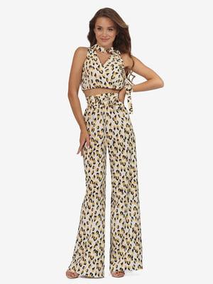 Комплект: блуза и брюки | 5626289