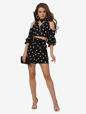 Комплект: блуза и шорты | 5626291