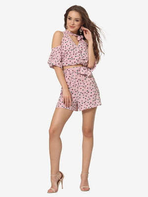 Комплект: блуза и шорты | 5626293