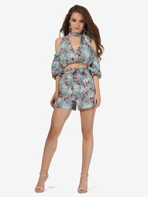 Комплект: блуза и шорты | 5626294