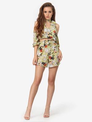Комплект: блуза і шорти | 5626295