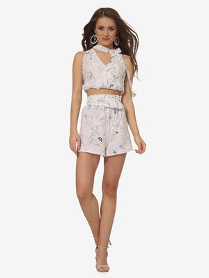 Комплект: блуза и шорты | 5626297