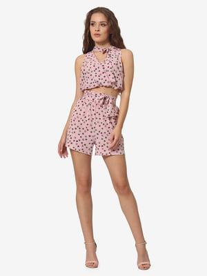 Комплект: блуза и шорты | 5626300