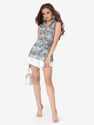 Комплект: блуза и шорты | 5626342