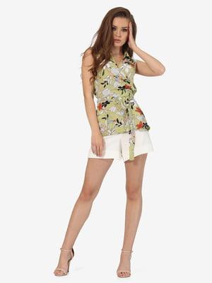 Комплект: блуза і шорти | 5626343