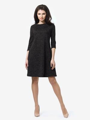 Сукня темно-коричнева | 5626180
